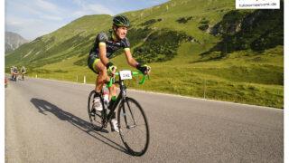 Thorsten Fingerlin am Arlberg Giro!