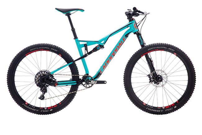 Cannondale Habit SE Rental Bild