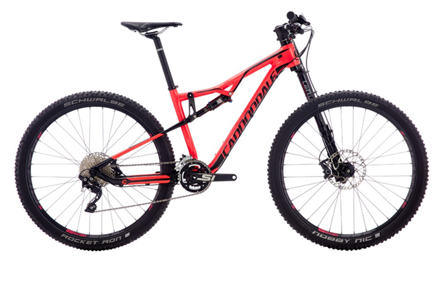 Cannondale Habit WMS Carbon Rental Bild