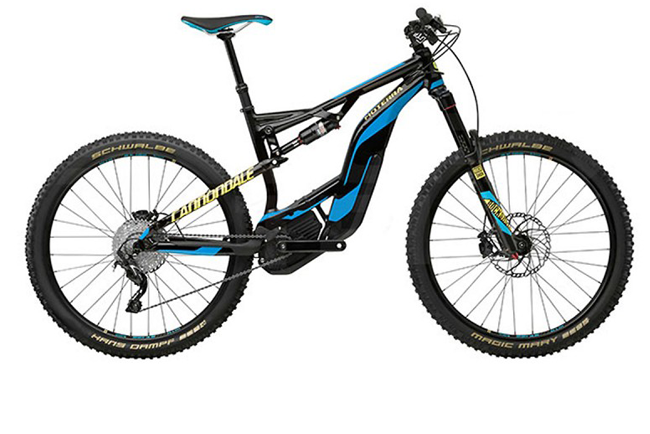 Cannondale Moterra LT2 Rental Bild