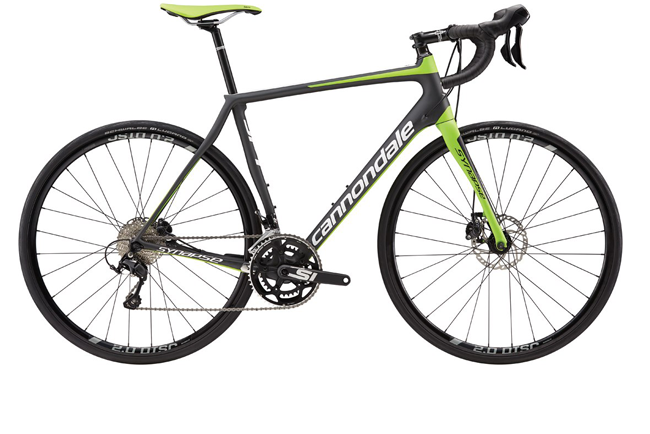 Cannondale Synapse 105 Disc Rental Bild