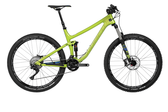 Norco Optic 29 C 7.2 Rental Bild