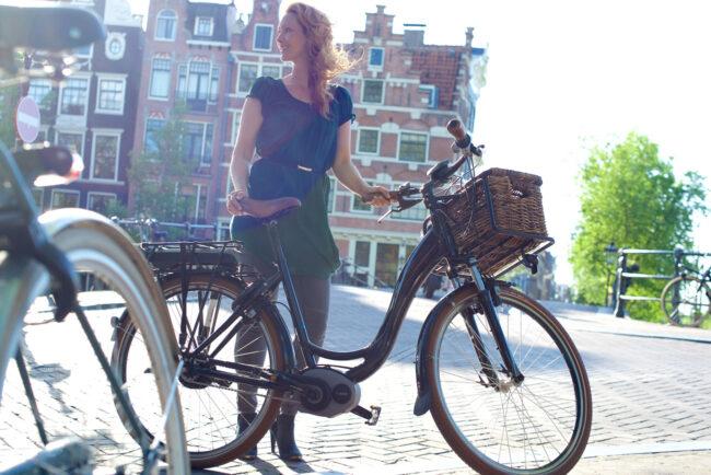 E-Bike-Tiefeinsteiger