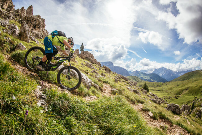 E-Mountainbike-Fully