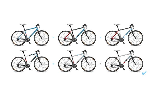follow me Custom Bikes Zickenheiner Bild