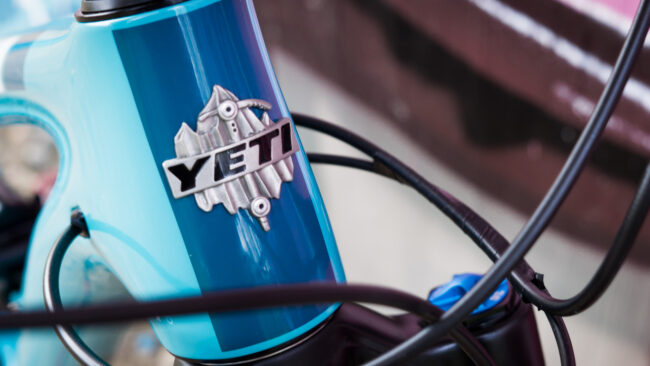 Yeti Cycles Logo