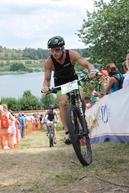 Deutsche Meisterschaft Cross-Triathlon Ronnie Weissenfeld