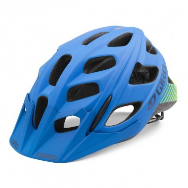 Giro Hex mat blue/lime 2017