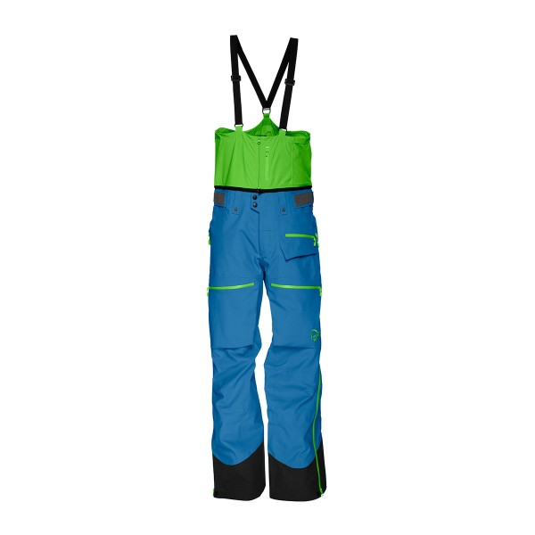 Norrona lofoten Gore-Tex Pro Pants denimite 16/17