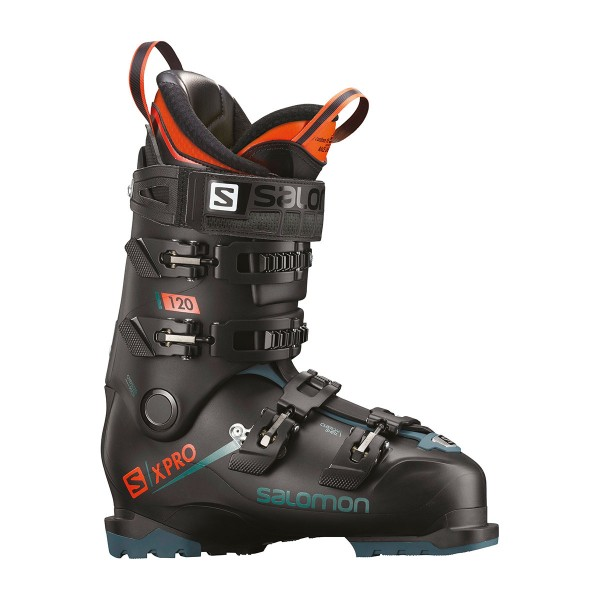 Salomon X Pro 120 black/blue/orange 18/19