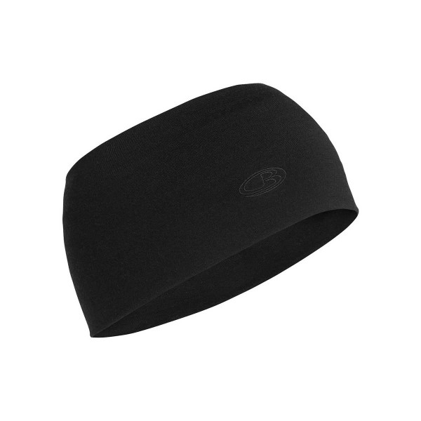 Icebreaker Chase Headband black 20/21