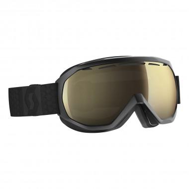 Scott Notice OTG Skibrille für Brillenträger black/bronze chrome 16/17