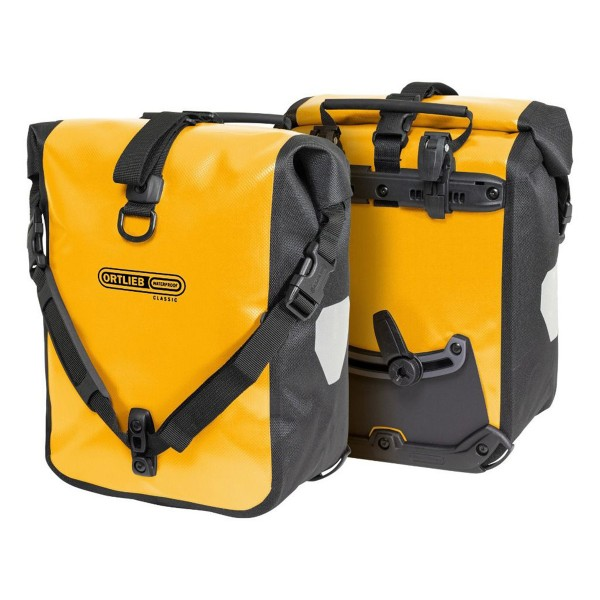 Ortlieb Sport Roller Classic Paar sun yellow/black 2021