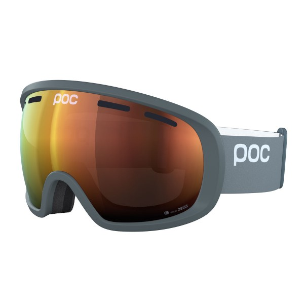 Poc Fovea Clarity peg grey/spektris orange 20/21