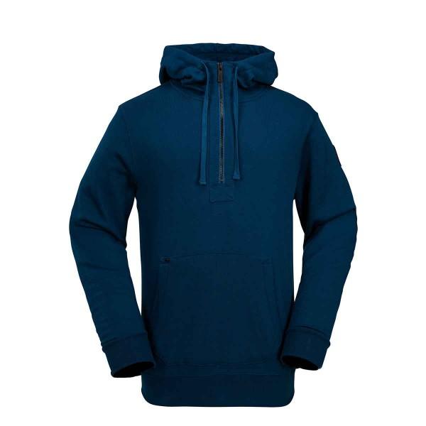 Volcom Clinton Fleece blue black 16/17
