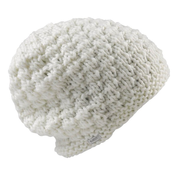 Burton Big Bertha Beanie wms stout white