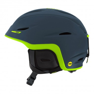 Giro Union Mips mat turbulence/lime 16/17