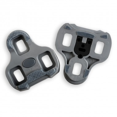 Look Keo Grip Pedalplatten/Cleats grau