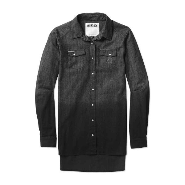 Nikita Malibu Shirt wms jet black