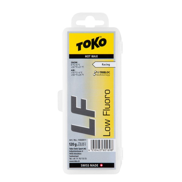 Toko LF Hot Wax yellow 120g