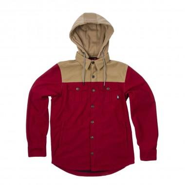 Saga Outerwear Scout Jacket maroon 16/17