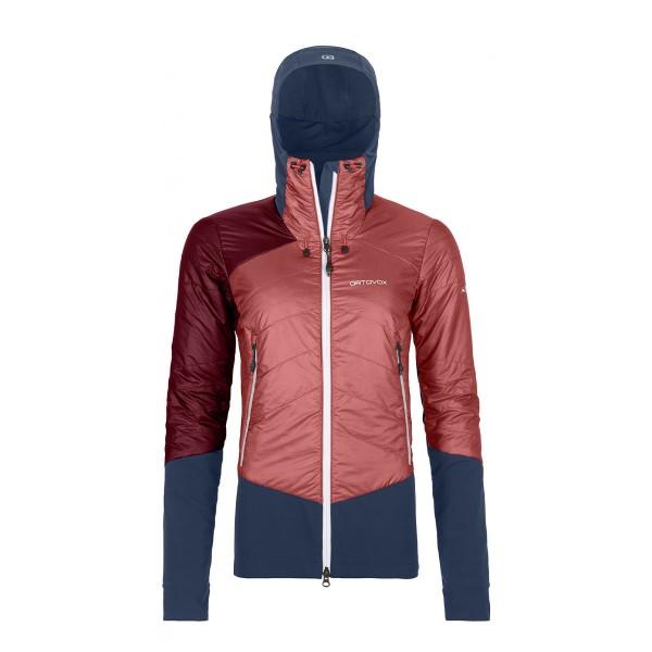 Ortovox Swisswool Piz Palü Jacket wms blush 19/20