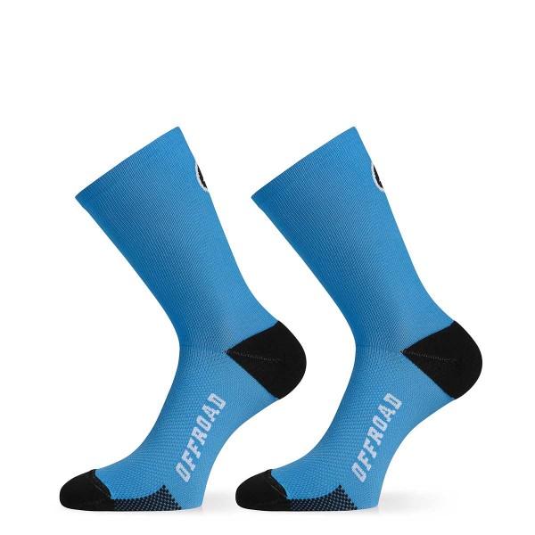 Assos XC Socks corfu blue 2020