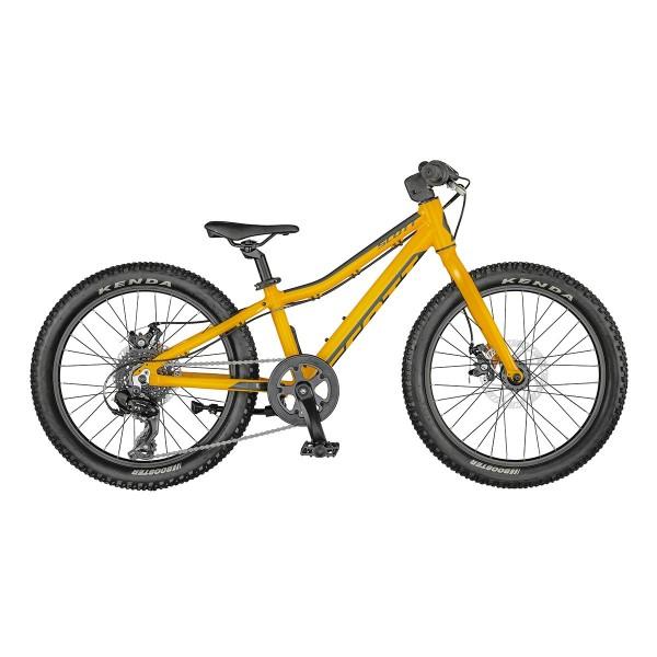 Scott Scale JR 20 rigid orange 2021