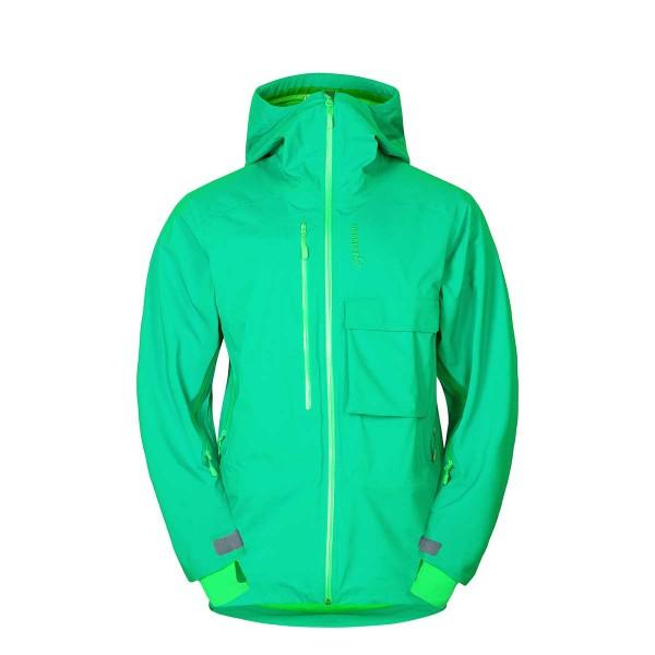 Norrona lyngen driflex3 Jacket chrome green 15/16