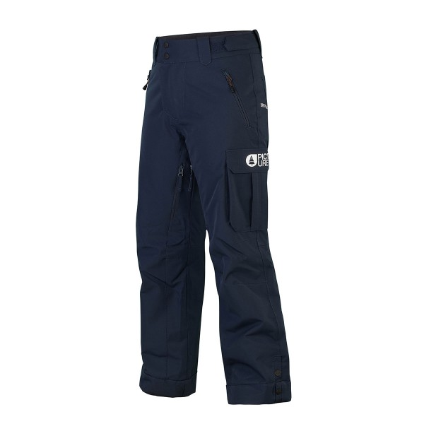 Picture August Pant kids dark blue 18/19