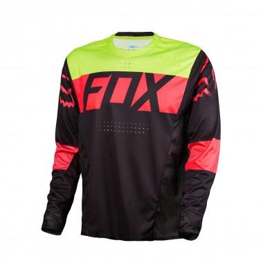 Fox Flexair DH LS Jersey black 2016
