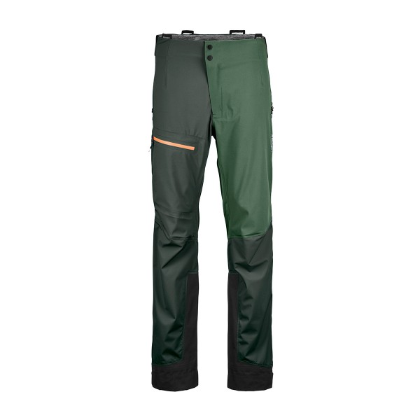 Ortovox Ortler 3L Pants green pine 21/22