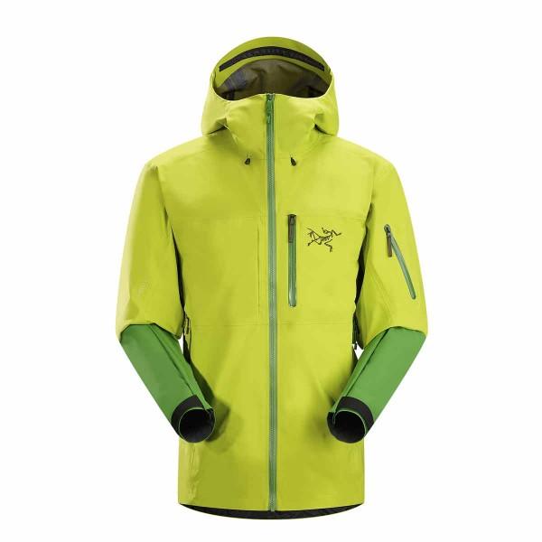 Arcteryx Caden Jacket green boa 14/15