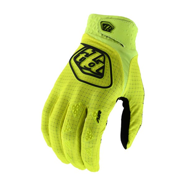 Troy Lee Air Glove flo yellow 2020
