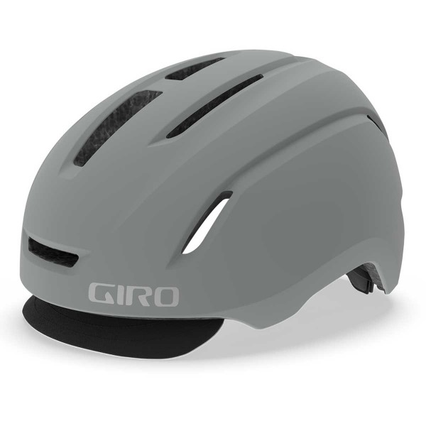 Giro Caden LED matte grey 2020
