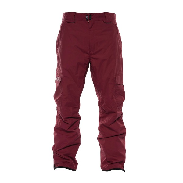 Saga Outerwear Mutiny Pant maroon