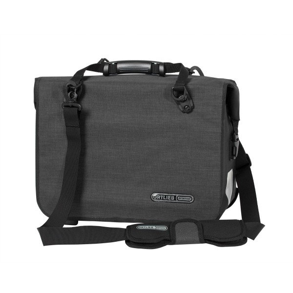Ortlieb Office Bag QL3.1 L granit/schwarz 2017