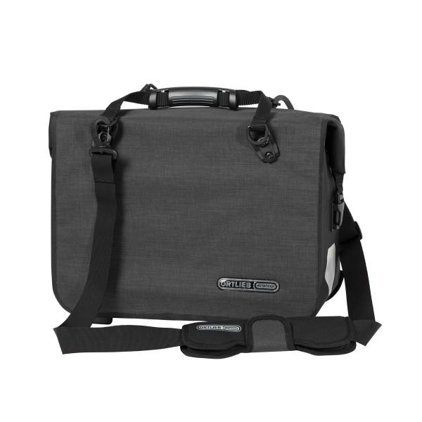 Ortlieb Office Bag QL3.1 L granit/schwarz 2017