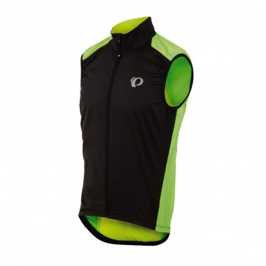 Pearl Izumi Elite Barrier Vest green/black 2017