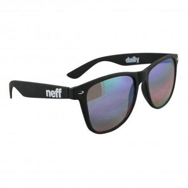 Neff Daily Shades black rainbow 2016