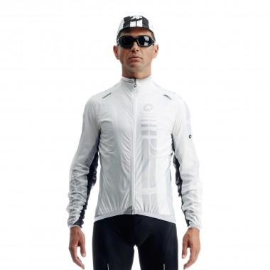 Assos sJ.blitzFeder Shell Jacket white 2016