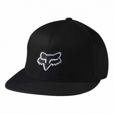 Fox The Steez Fitted Hat black 2016
