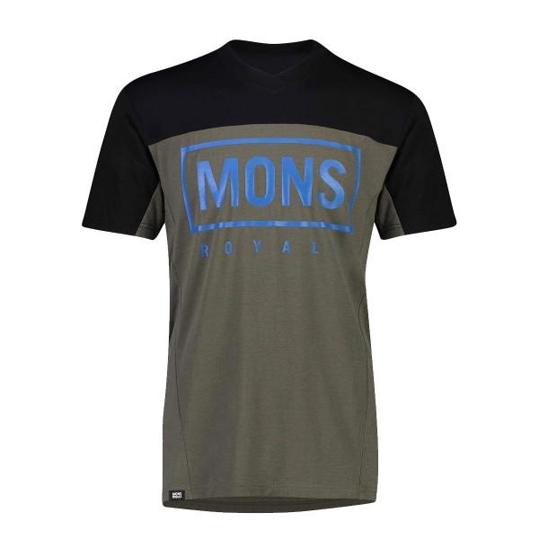 Mons Royale Redwood Enduro VT olive / black 2020