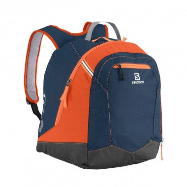 Salomon Gear Backpack blue/org 13/14