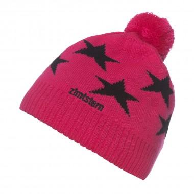 Zimtstern Star 15 Beanie pink/black 15/16