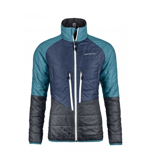 Ortovox Swisswool Piz Bial Jacket wms black raven 17/18