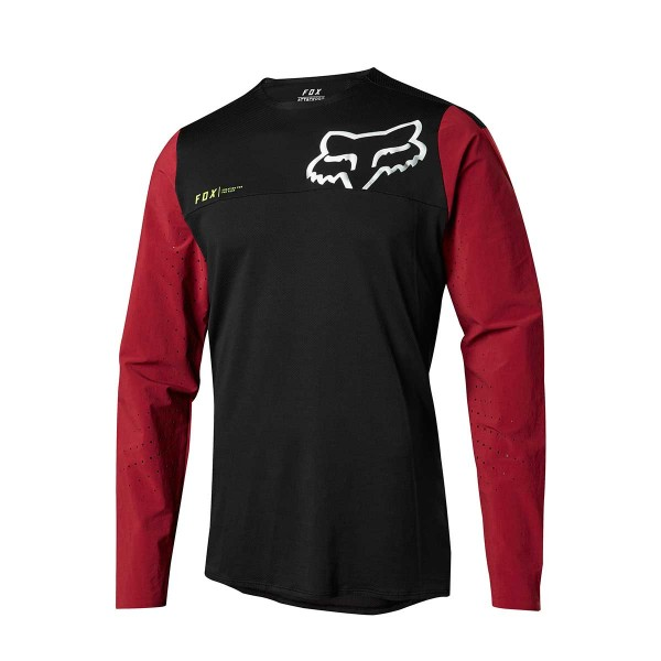 Fox Attack Pro Jersey red/black 2018