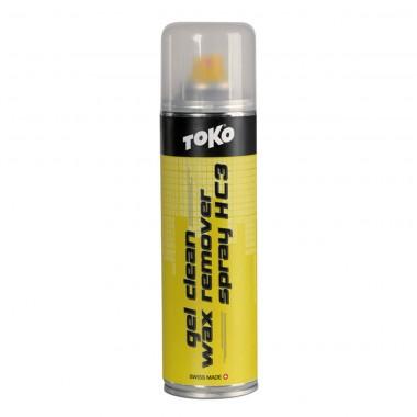 Toko GelClean Spray HC3 Skibelagsreiniger 15/16