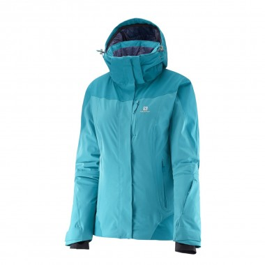 Salomon Icerocket Jacket wms rooster blue 16/17