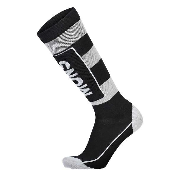Mons Royale Mons Tech Cushion Sock black/grey 19/20